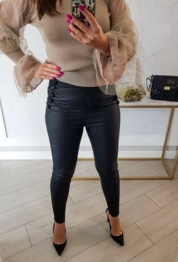 Spodnie Monday Guziki
