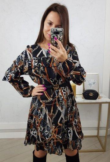 Sukienka Łańcuchy