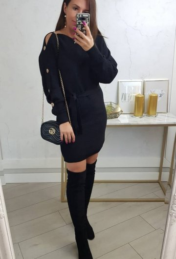 Sukienka Exquiss Guziki 1