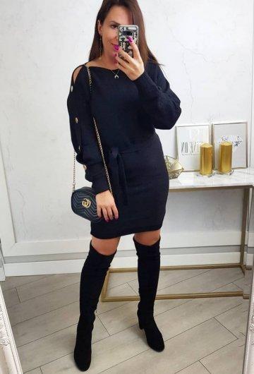 Sukienka Exquiss Guziki 2