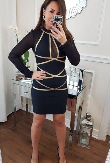 Sukienka FP Gold 1