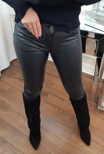 Spodnie Woskowane Toxik