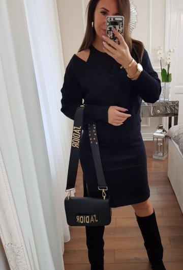 Sukienka 2in1 Black