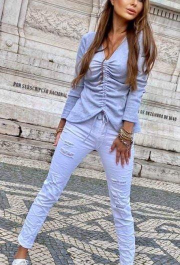 Spodnie By o la la 3