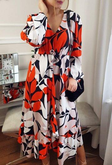 Sukienka Orange 1
