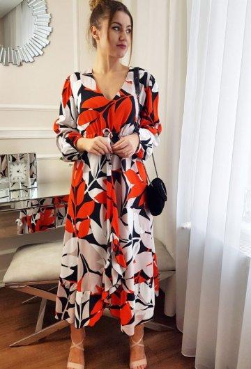 Sukienka Orange 3
