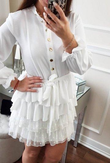 Sukienka Stella Biała