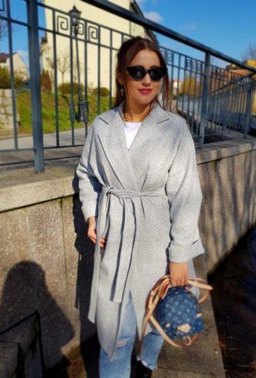 Płaszcz Grey