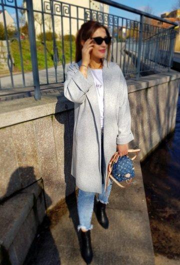 Płaszcz Grey 3