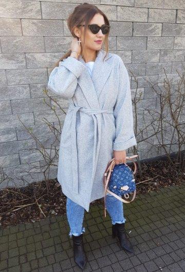 Płaszcz Grey 7