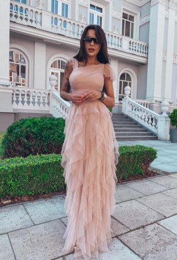 Sukienka Silla Maxi