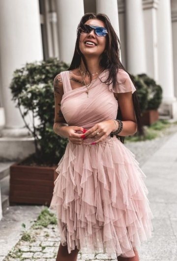 Sukienka Silla Tiulowa
