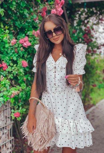 Sukienka Megi Groszki 1