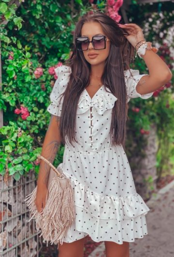 Sukienka Megi Groszki 10