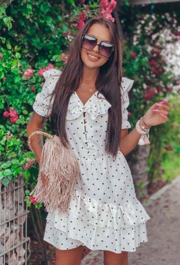 Sukienka Megi Groszki 12