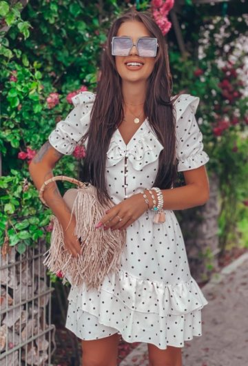 Sukienka Megi Groszki 14