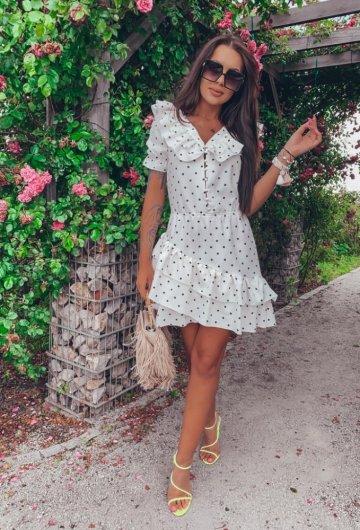 Sukienka Megi Groszki 13