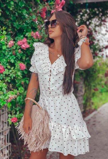 Sukienka Megi Groszki 17