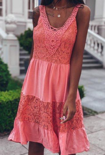 Sukienka Koral