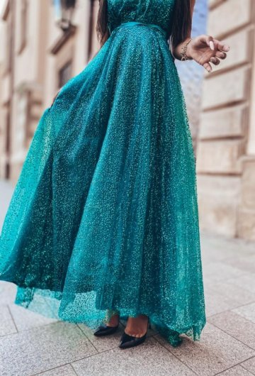 Sukienka Lola Green 2
