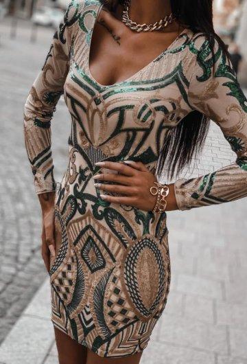 Sukienka Veero Green