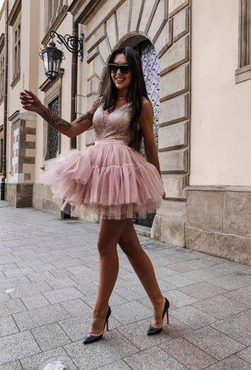 Sukienka Leri