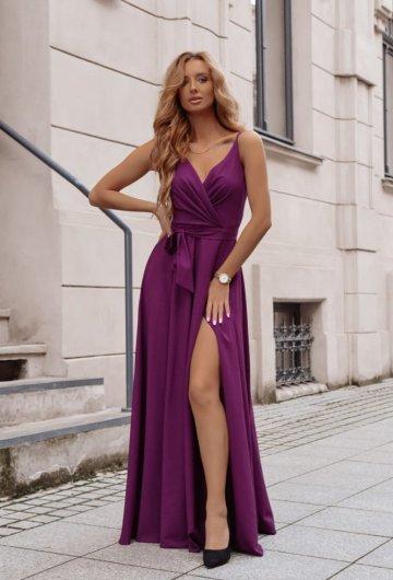 Sukienka Paris Fiolet